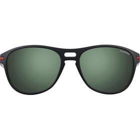 Julbo Galway Polarized 3 Okulary przeciwsłoneczne, matt black/green